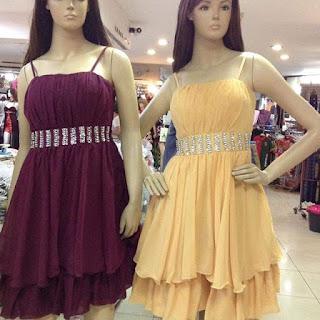 toko dress korea murah jual baju dress remaja murah