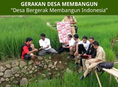 Belajar Manfaat Internet dari Desa
