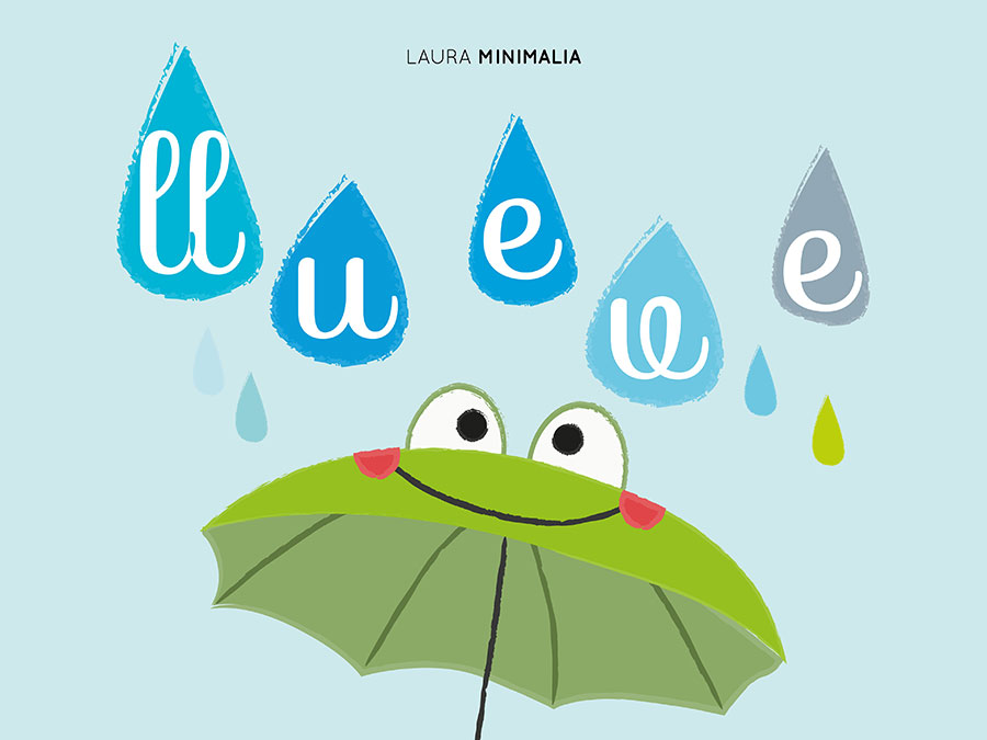 Llueve, mi primer mini eBook para Kindle