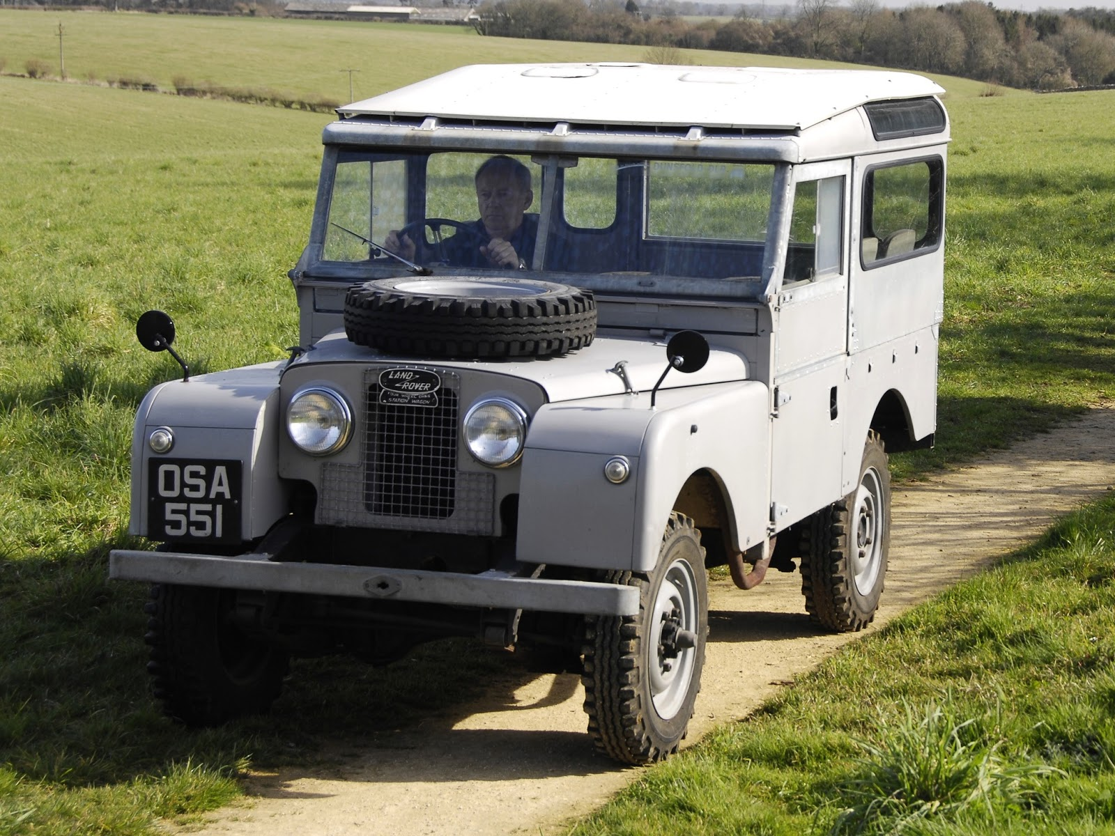 Land Rover Series I 86 Station Wagon