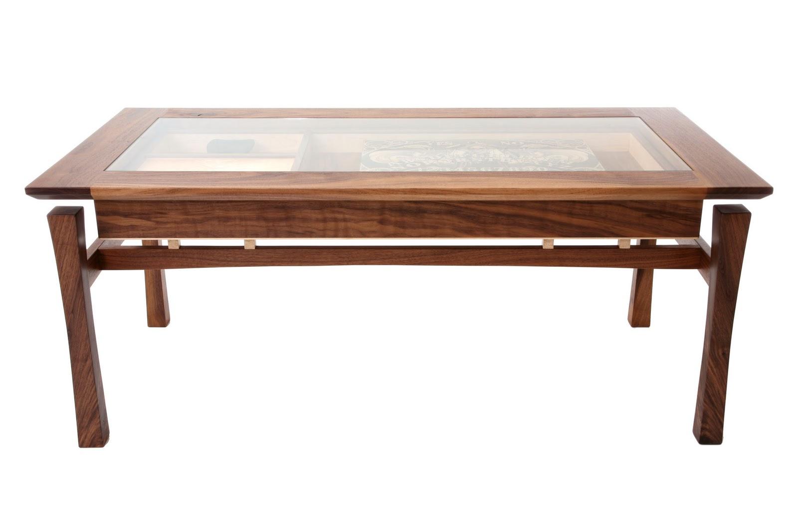 alex builds things: Floating Ouija Coffee Table