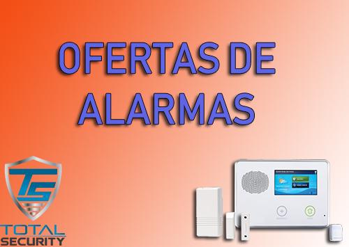 Ofertas de Alarmas