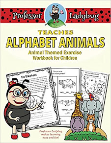 Professor Ladybug Teaches Alphabet Animals - 24 October