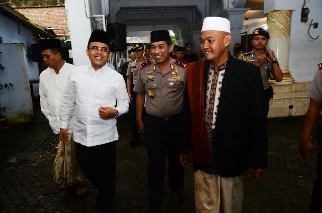 Kapolda Dukung Jatim Bebas Dari HTI dan Pendukung Khilafah