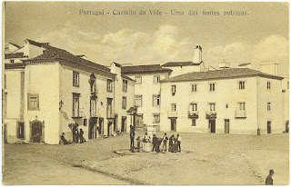 OLD PHOTOS / Fonte dos Ourives, Castelo de Vide, Portugal