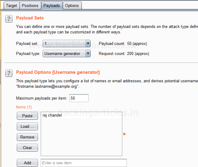 Beginners Guide to Burpsuite Payloads (Part 2)