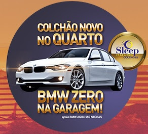 Cadastrar Promoção Sleep House Colchões 2017 2018 BMW Zero
