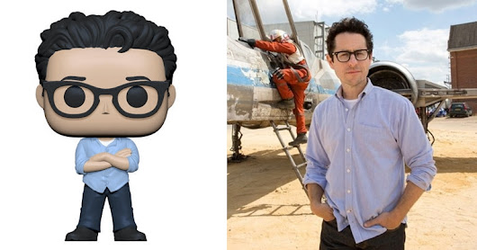 J.J. Abrams Is Getting His Own Funko Pop! Figure