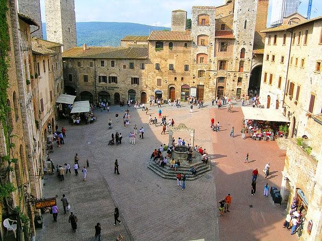 conla - San Gimignano