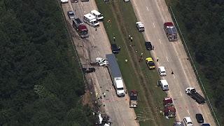 MEC&F Expert Engineers : 3 dead, multiple injuries in fiery multi