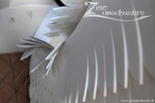 Versuch Moosgummi mit Teppichklebeband zu kleben | www.Zeitunschaerfe.de