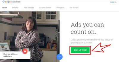 Trik jitu disetujui Google Adsense