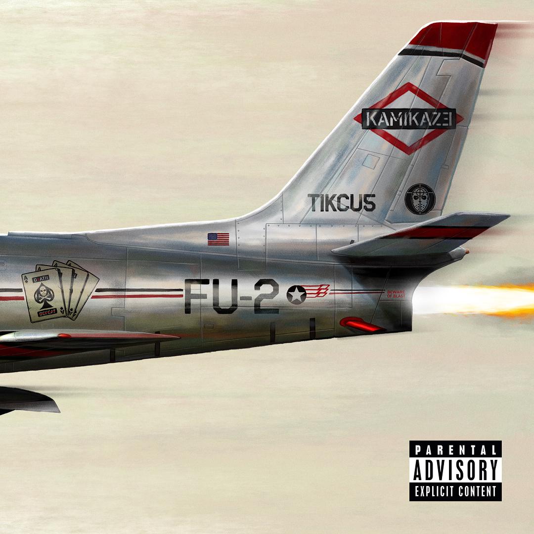 "Download Eminem Venoum Mp3: Kamikaze 'Album"" (2018) DOWNLOAD ZIP"