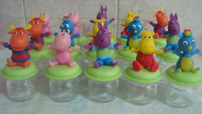 mini pote backyardigans