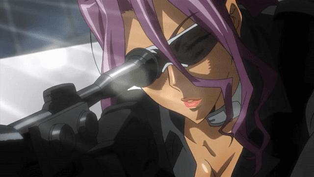 juga mempunyai porsinya sendiri di dalam anime 13 Cewek dengan Kemampuan Menembak Terbaik di Anime