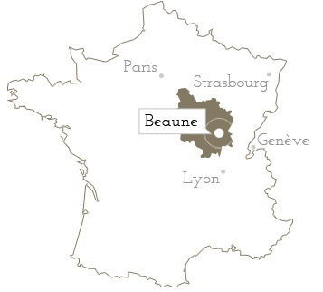 Site de l'office du tourisme de Beaune