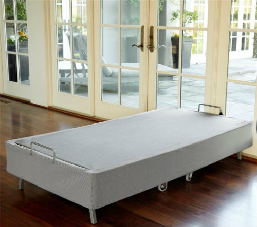 Best price folding guest bed with mattress