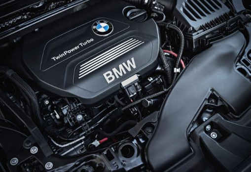 2017 BMW X2 Engine