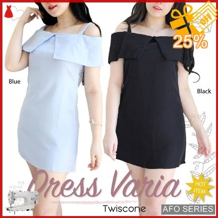 AFO599 Model Fashion Dress Varia LD 85 P Murah BMGShop