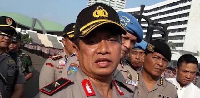 Polda Lampung Siap Amankan Deklarasi #2019PrabowoPresiden