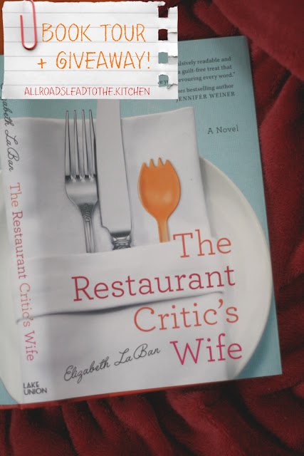 The Restaurant Critic's Wife Book Tour Stop