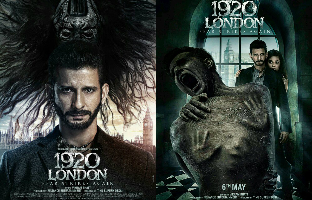 Complete cast and crew of 1920 London (2016) bollywood hindi movie wiki, poster, Trailer, music list - Sharman Joshi, Meera Chopra and Vishal Karwal, Movie release date February 19, 2016