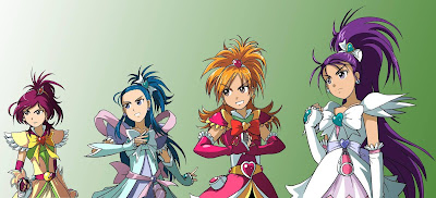 Pretty Cure: Splash Star