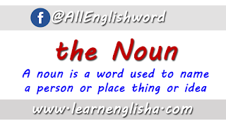 Noun Definition & Types Of Nouns