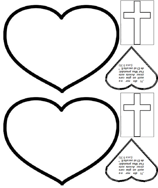 Femeia Creştină: Semn de carte inimioară