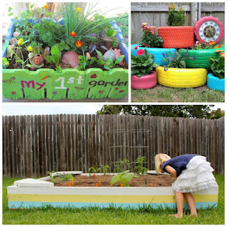 31 garden ideas for kids or children 12