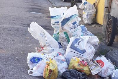 Lixo doméstico - Classificação dos Resíduos Sólidos na Lei 10.305/10