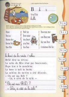 25 - méthode de lecture our tous les enfants