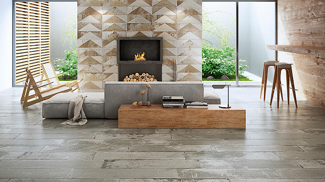 Tiles design images of Brickwork series - Combining modern design and classic taste