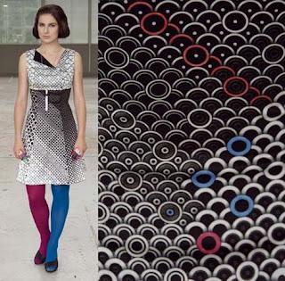 Diseño de moda - vestido muy original