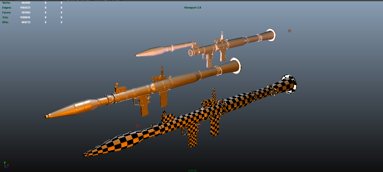 What Are You Working On? 2014 Edition - Page 19 — polycount