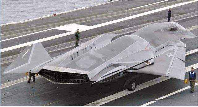 Πως θα είναι οι αερομαχίες το 2030: Μαχητικά 5ς γενιάς και UCAV (βίντεο)