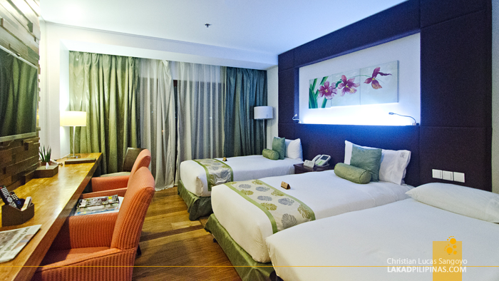 Cocoon Boutique Hotel Quezon City Bedroom