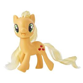 My Little Pony Mane Pony Singles Applejack Brushable Pony