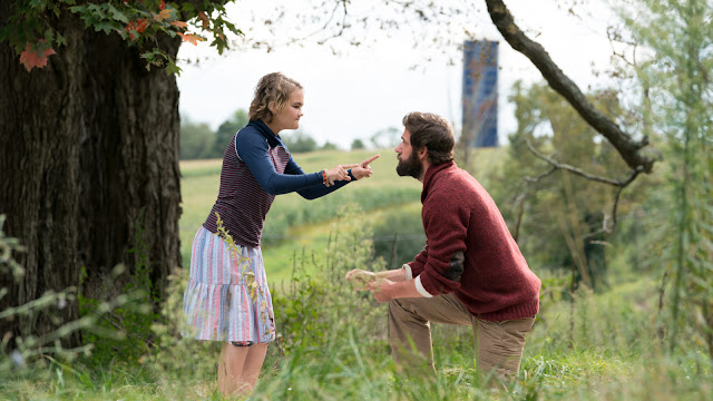 review a quiet place bahasa indonesia
