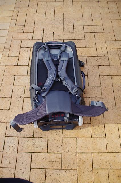 Osprey Meridian 75 Luggage