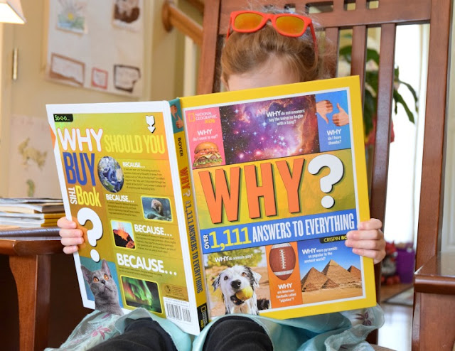 National Geographic Kids: Why?, part of March Reading Roundup