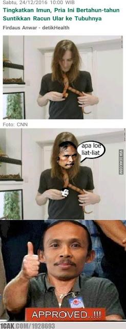 14 Meme 'Klan Mad Dog' Ini Bikin Ngakak Berdesir Saking Gregetnya