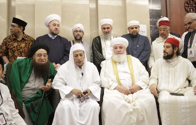 Harapan Habib Luthfi Usai Terpilih Sebagai Pemimpin Forum Sufi Internasional