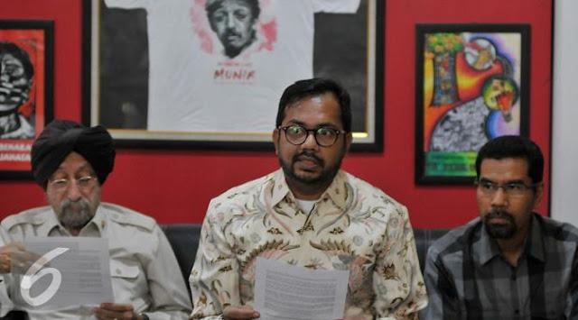 Haris Azhar: Terima Kasih Pak Jokowi dan Buwas