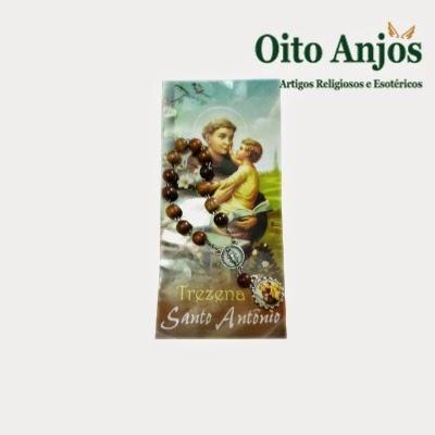 Santo Antônio Simpatia Oito Anjos Artigos Religiosos e Loja Esotérica