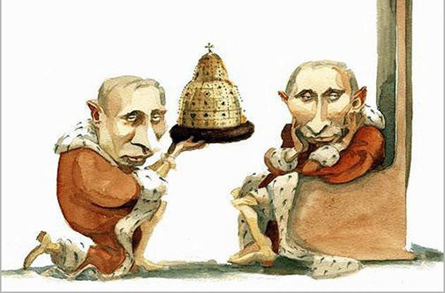 Постпутінська епоха. Що змінить Кримський міст