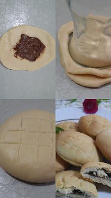 biskrem kurabiye yapılışı