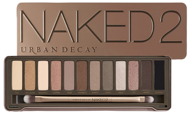 Paleta Naked 2 da Urban Decay