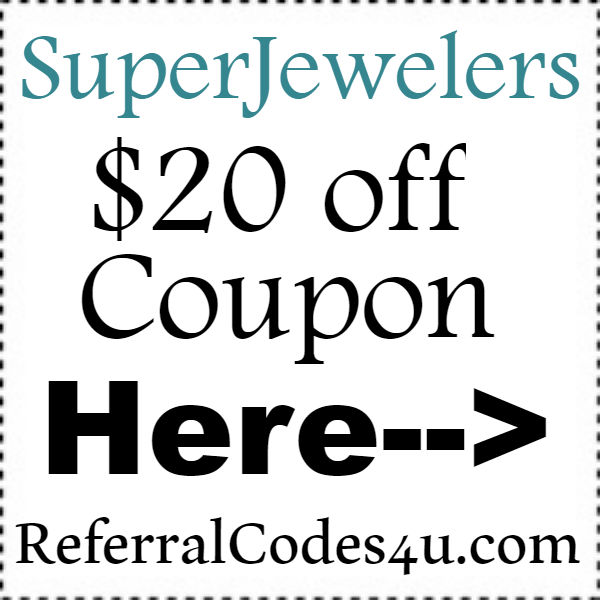Super Jewelers Coupon Codes 2016-2021, SuperJeweler.com Promo Code September, October, November