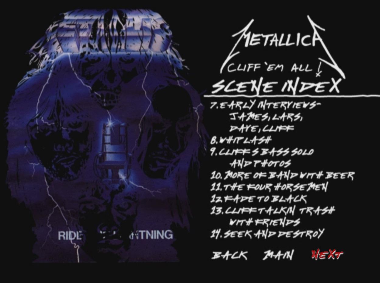 CLICK AQUI Download Metallica Cliff'em All DVD-R Download Metallica Cliff'em All DVD-R 3
